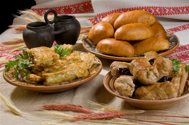 Как сделать украинское блюдо